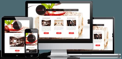 Mockup - Wir gestalten Ihr Webdesign