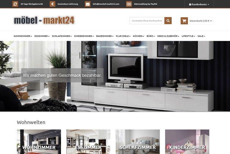 moebelmarkt24.com - Referenz