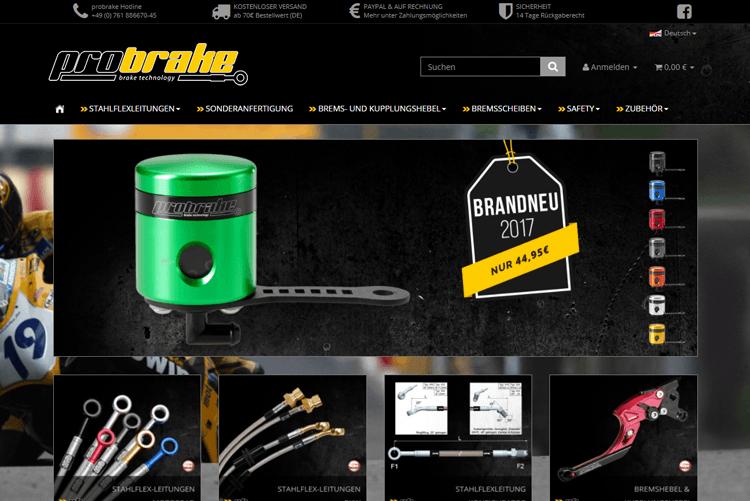 Referenz - probrak GmbH