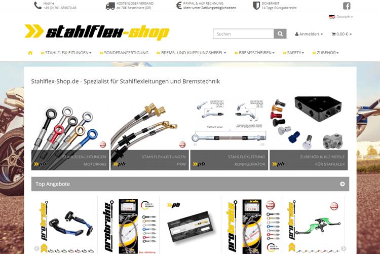 Referenz - stahlflex-shop